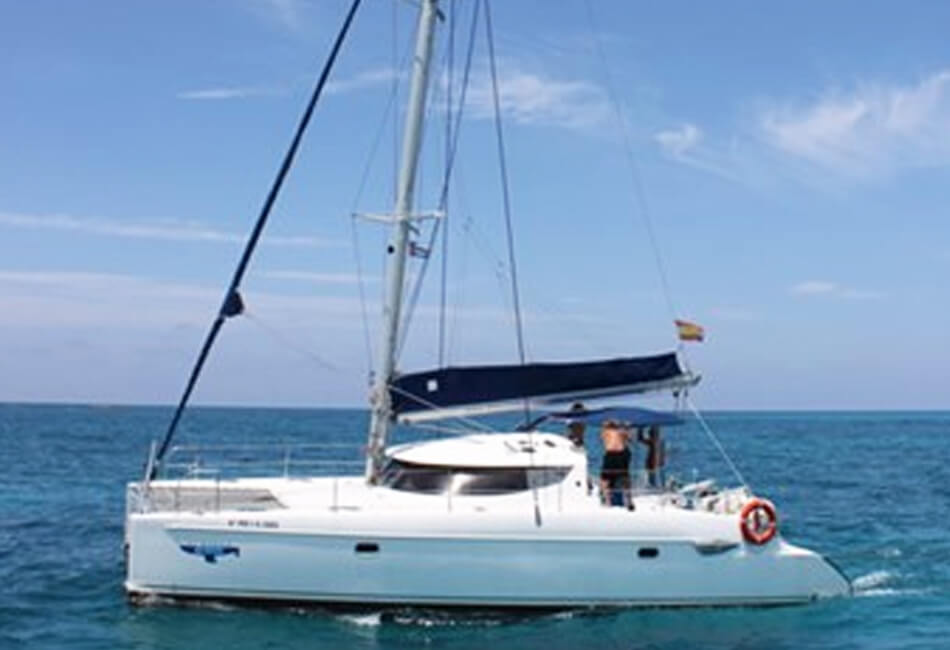 39 ft Lavezzi 40 Catamaran