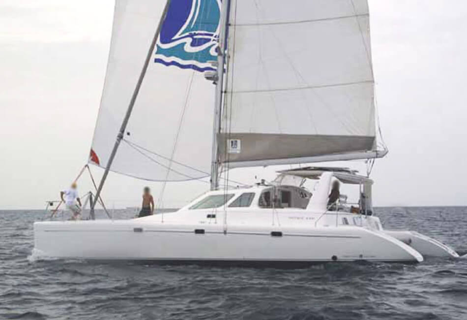 43.6 ft Voyage 440-M Catamaran