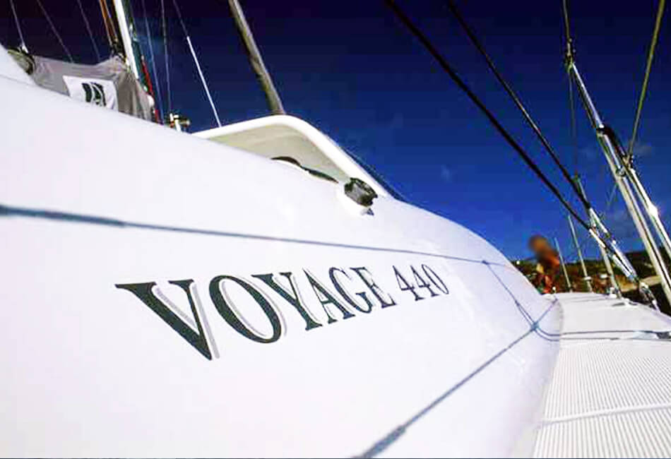 43.6 ft Voyage 440-R Catamaran